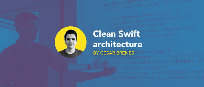 Clean Swift Architecture