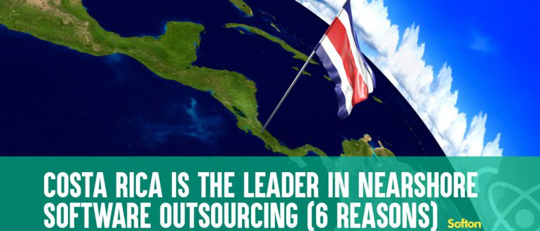 Nearshore Software Services Costa Rica